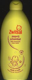 Zwitsal Schuimbad - Bubble Bath 400ml