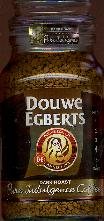 Douwe Egberts --  Instant Coffee -- DARK Roast -- 200g