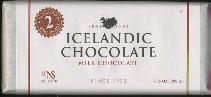 Nói Síríus Icelandic Chocolate Milk Chocolate 200g -- 2 bars