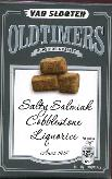 Oldtimers Salty Salmiak Cobblestone Liquorice Drop