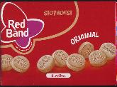 Red Band Stophoest 4 pack