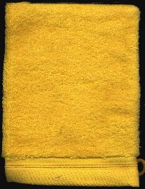 Washandje Geel -- Wash Mit Bright Yellow
