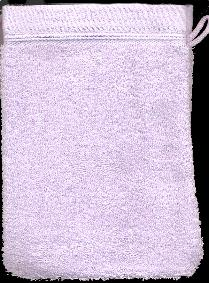 Washandje Lila -- Wash Mit Lilac -- Wash Cloth