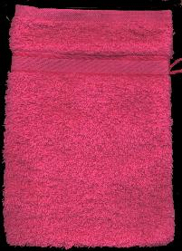 Washandje Fuchsia -- Wash Mit Bright Pink --wash cloth