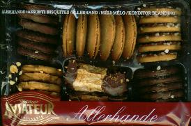 Aviateur Allerhande -- Cookie assortment 300g