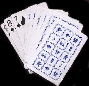 Playing Cards - Tile Decoration