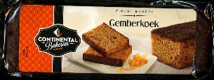 Continental Bakeries Gemberkoek 475g
