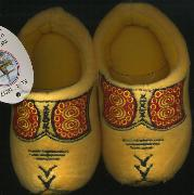 EU-16-17 Cloggies Cloggy-- Slipper Child/Infant Size 1