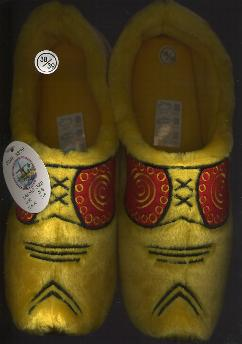 EU-38-39 Cloggy Slipper Woman-s Size 7 - 8- Men-s 6 -7