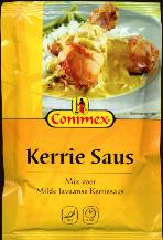 Conimex Mix voor Kerrie Saus -- Curry Sauce