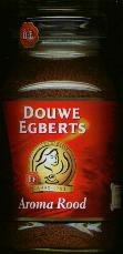 Douwe Egberts --  Instant Coffee --  Aroma Rood-- 200g