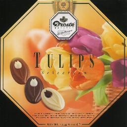 Droste Gift Box Tulip Chocolates Boxed 175g