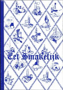 Eet Smakelijk Cookbook -in English-
