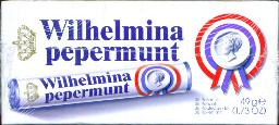 Fortuin Wilhelmina Pepermunt Case of 36 Peppermint Rolls