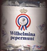 Fortuin Wilhelmina Pepermunt Single pack tub of 200