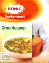 Honig Groente Soep -- Vegetable Soup