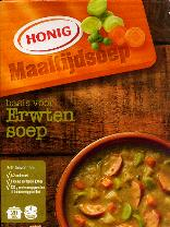 Dated 07/19 Honig Erwtensoep -- Pea Soup -- Erwten Soep