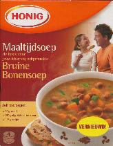 DATED 06-19 Honig Bruine Bonen Soep / Brown Bean Soup