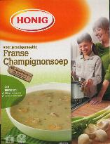 DATED 04-19 Honig French Cream of Mushroom Soup-Franse Champigno