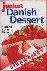Junket Danish Dessert Strawberry --Pudding, Pie Filling, Glaze