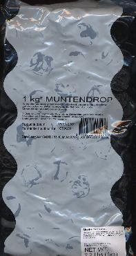 Drop -- Muntendrop--Licorice Coins  --  1kg