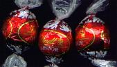 Lindt Lindor Milk Chocolate Truffle 3 each