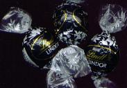Lindt Lindor Extra Dark Chocolate Truffle 60% 3 each