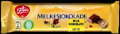 Freia Melkesjokolade --  Milk Chocolate Bar 60g