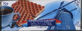 Koffie Wafels -- Oud Hollandsche -- Coffee wafer cookies -- 175g