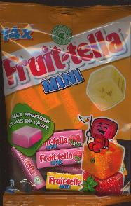 Fruit-tella Mini -- 175g
