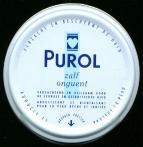 Purol Zalf --  Skin Cream Softens and Protects 30ml