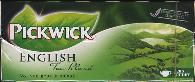 DATED: 02-2019 Pickwick English Tea Blend 20/4g