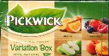 Pickwick  Variation Box -- Tea with Fruit -- 20 tea bags