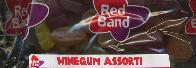 Red Band Winegum Assortie 1/4lb