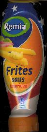 Remia Frites saus AMERICAN -- Seasoned Fritessaus -- 500ml