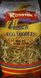 Rosstok Ribbon Egg Noodles 16oz.