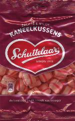 Schuttelaar Kaneel Kussentjes -- Cinnamon Pillows 175g