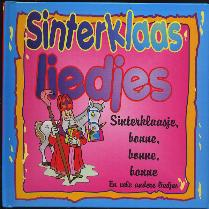 Sinterklaas Liedjes Book --  Children's Book