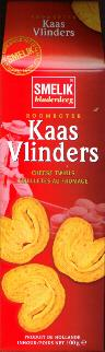 Smelik Roomboter Kaas Vlinders-cheese twirls 100g