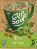 Unox Cream of Leek Cup A Soup 3 x 14g