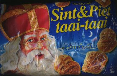 Van Delft Mini Taai Taai--Mini Gingerbread Dolls in a bag 500g