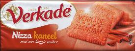 Verkade Kaneel Nizza -- Cinnamon Cookie 240g