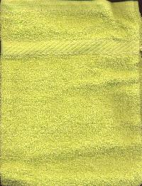 Washandje Lime -- Wash cloth mit