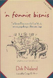 'n fonnie bisnis by Dirk Nieland w/ Audio CD